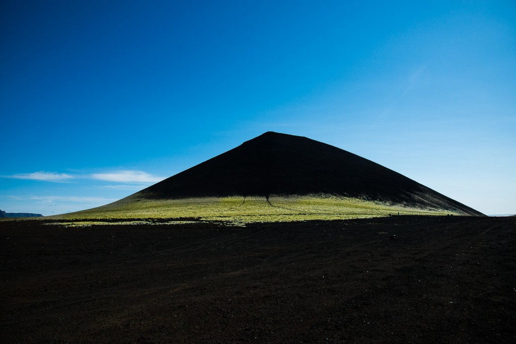 Jan Sucharda, landscape  The mountain