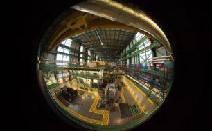 Na Jaderné elektrárně Dukovany