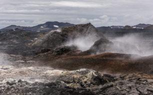 Sopka Krafla