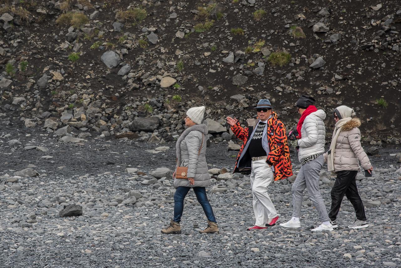 Lidi, lidičky… na Islandu